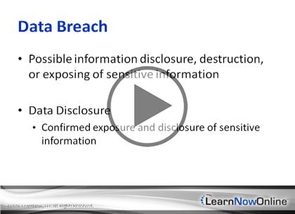 CompTIA Security+:  Operational Security Trailer